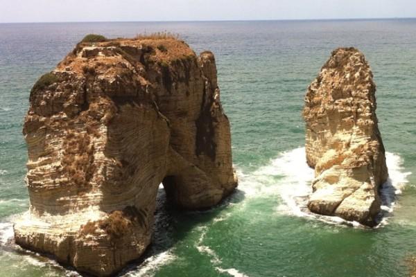 Beyrut - Pigeon Rocks