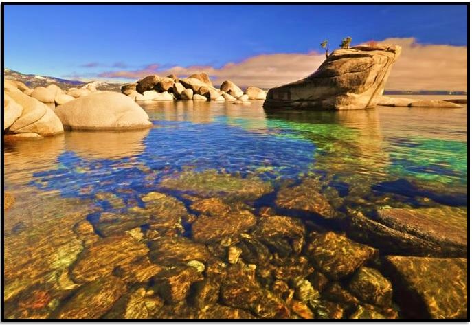 Tahoe Gölü – Nevada