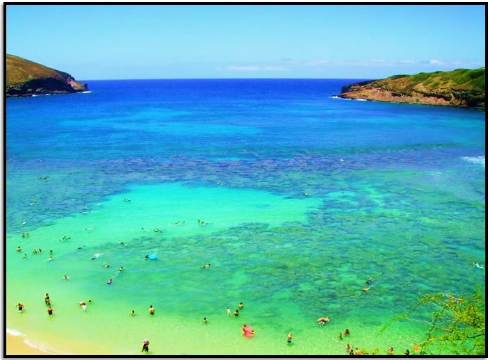 Hanauma Bay, Oahu – Hawaii