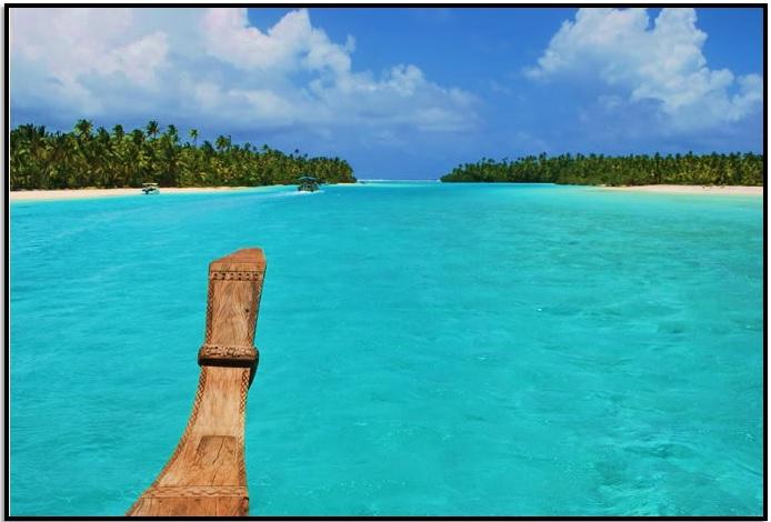 Aitutaki – Cook Adaları