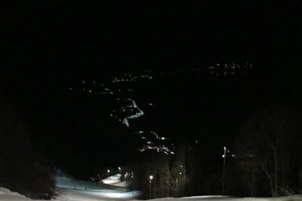 Mavrovo da Gece Kayak