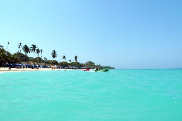 Playa Blanca – Kolombiya