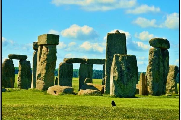 Stonehenge'i Ziyaret Et