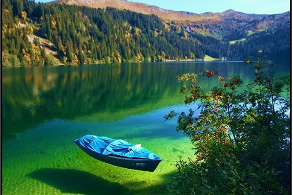 Arnensee – İsviçre