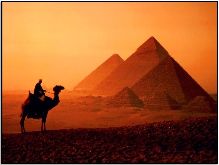Mısır'da Piramitleri Gör