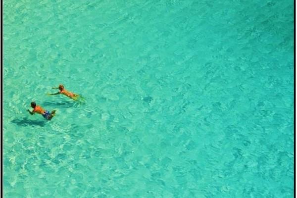 Cala Macarelleta, Menorca – İspanya