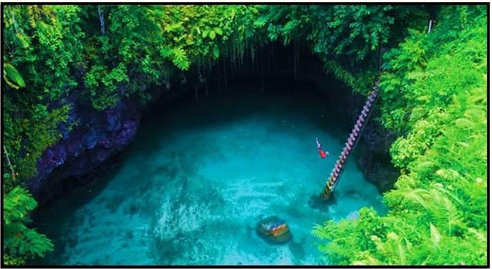 To Sua Okyanus Çukuru – Samoa