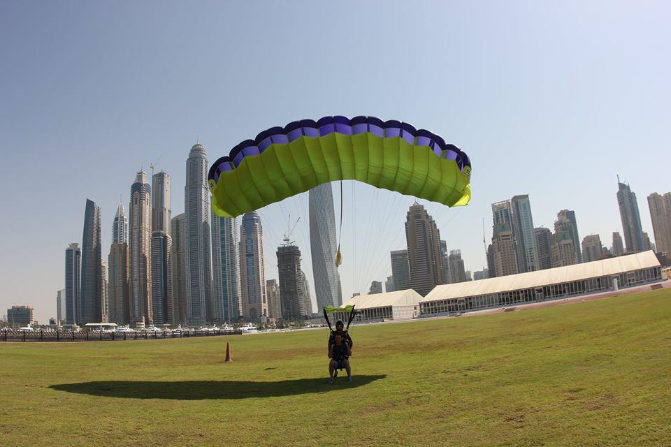 SkyDive Dubai'de Nasıl Yapılır 2