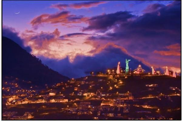 Nasıl Oraya Giderim? Kito, Ekvador