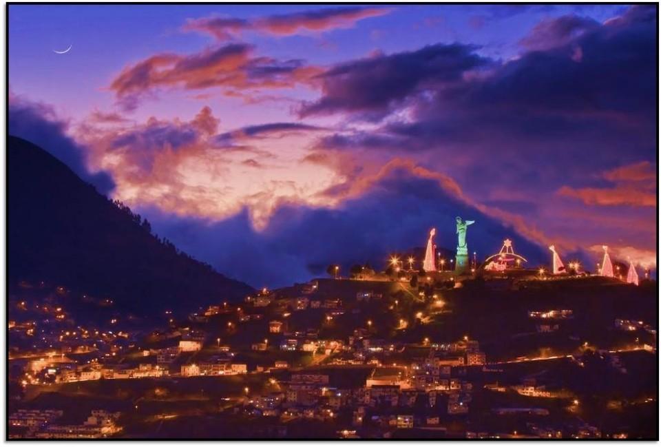 Nasıl Oraya Gidilir? Kito, Ekvador