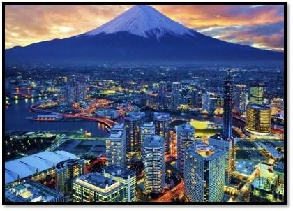 Nasıl Oraya Giderim? Tokyo, Japonya