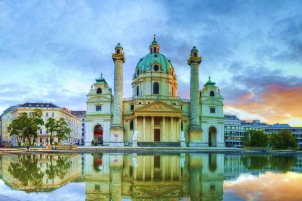 Nasıl Oraya Giderim? Viyana, Avusturya