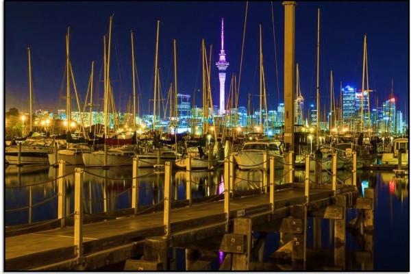 Nasıl Oraya Giderim? Auckland, Yeni Zelanda
