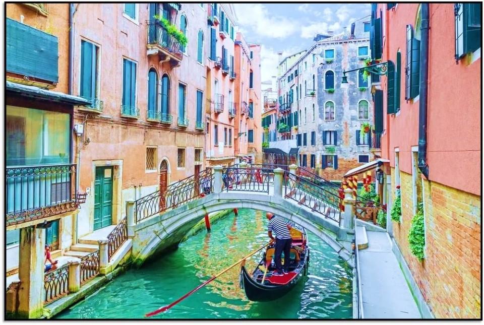 Nasıl Oraya Gidilir? Venedik, İtalya
