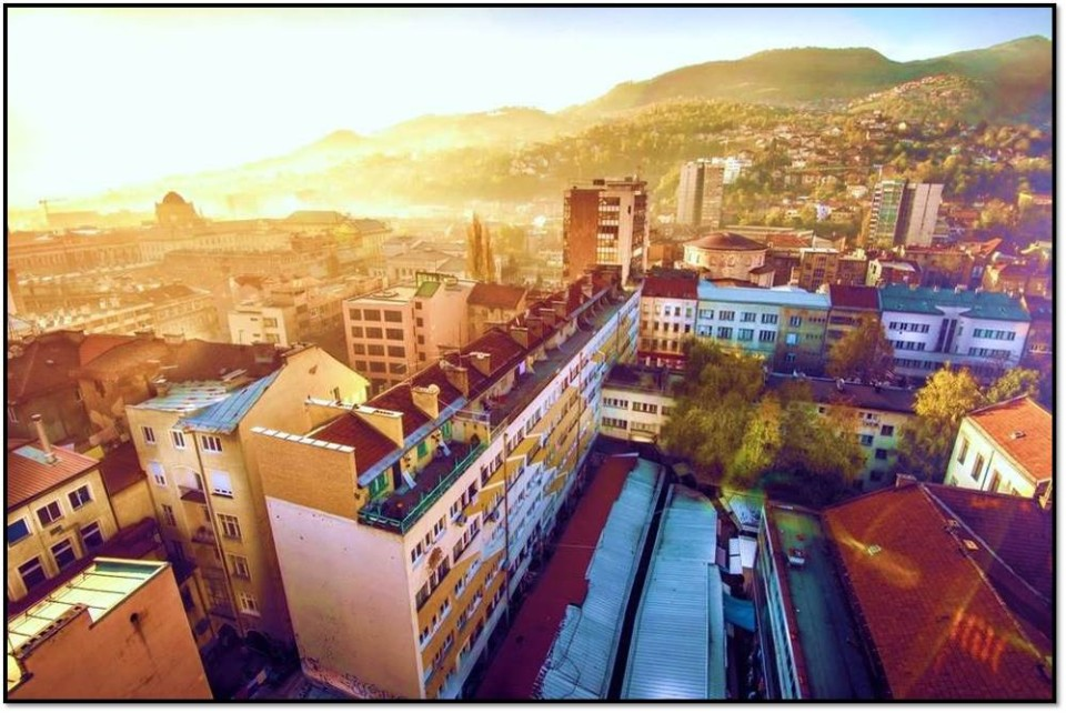 Nasıl Oraya Giderim? Saray Bosna, Bosna-Hersek