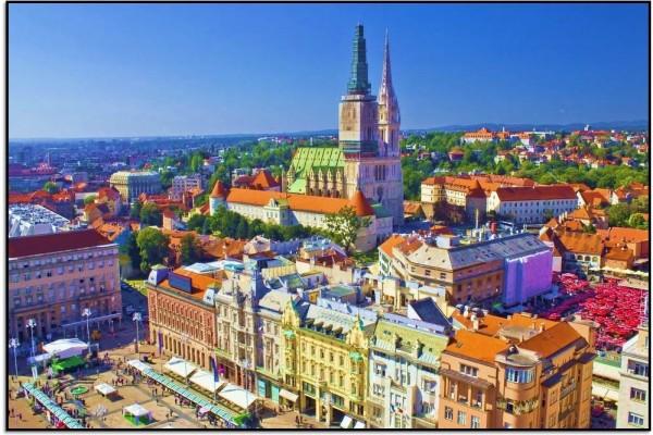 Nasıl Oraya Giderim? Zagreb, Hırvatistan