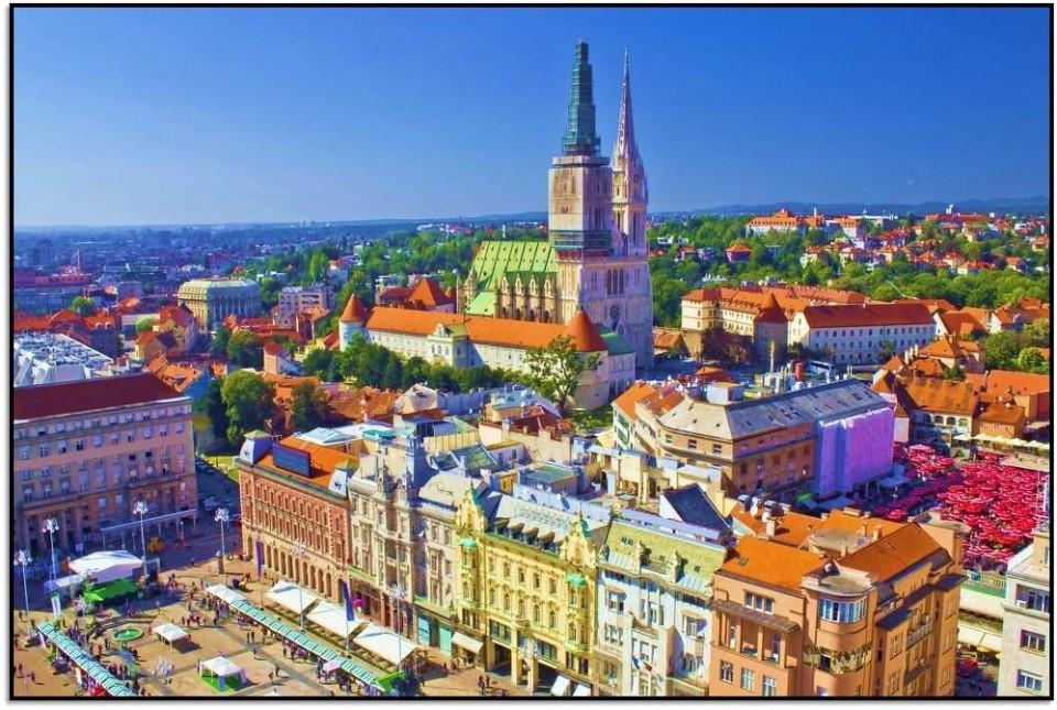 Oraya Nasıl Giderim? Zagreb, Hırvatistan
