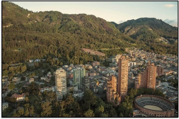 Nasıl Oraya Giderim? Bogota, Kolombiya