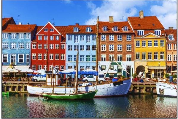 Nasıl Oraya Giderim? Kopenhag, Danimarka