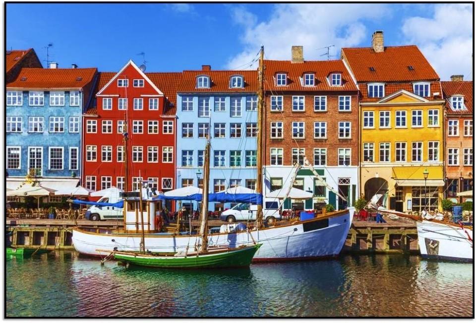 Oraya Nasıl Giderim? Kopenhag, Danimarka