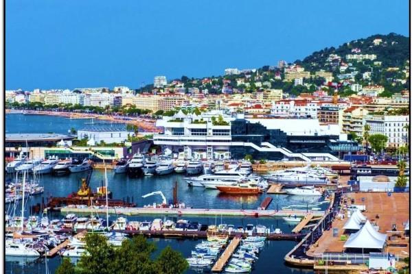 Nasıl Oraya Giderim? Cannes, Fransa