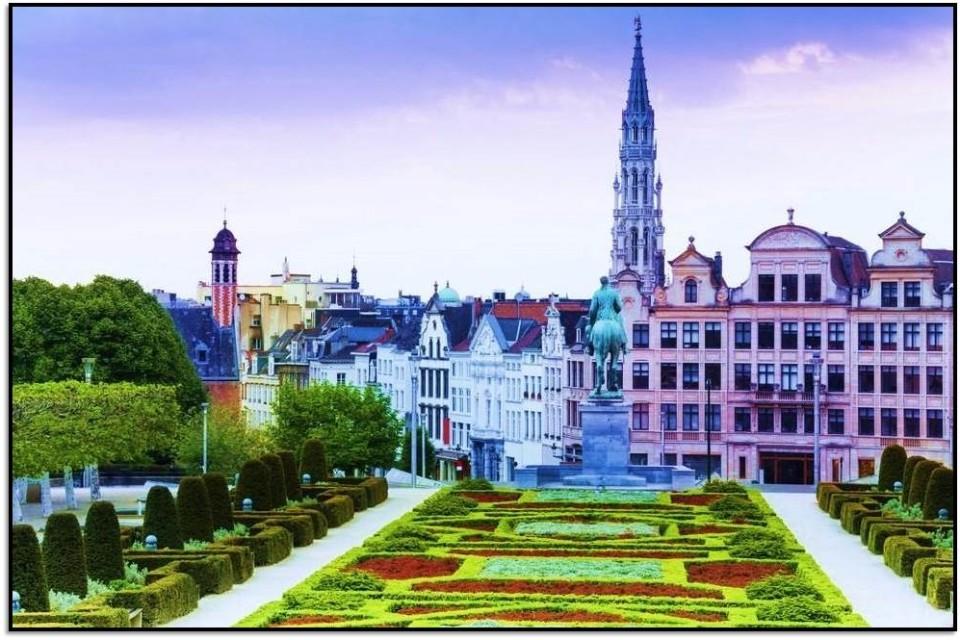 Nasıl Oraya Gidilir? Brüksel, Belçika