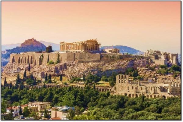 Nasıl Oraya Giderim? Atina, Yunanistan