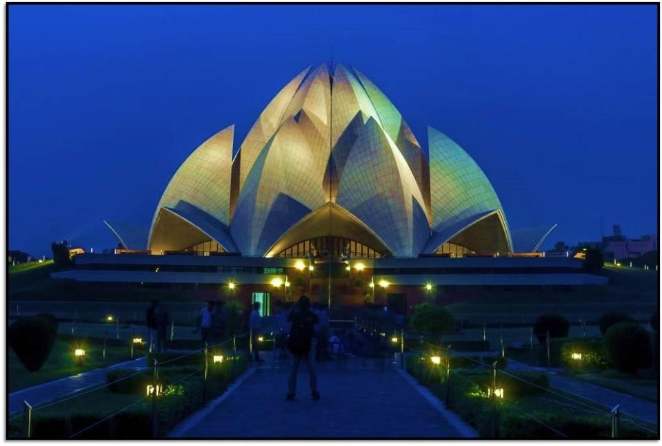 Nasıl Oraya Giderim? Yeni Delhi, Hindistan
