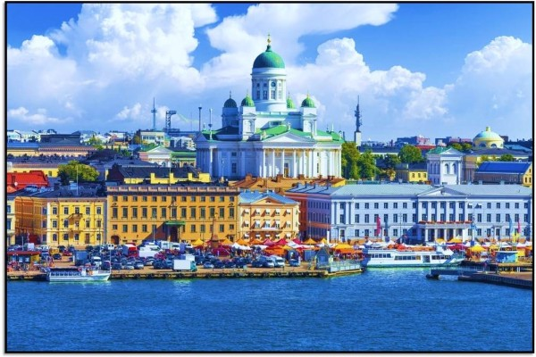Nasıl Oraya Giderim? Helsinki, Finlandiya