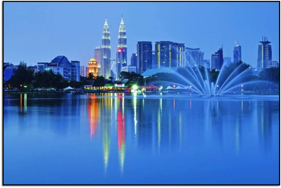 Nasıl Oraya Giderim? Kuala Lumpur, Malezya