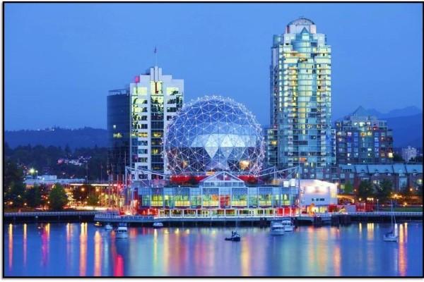 Nasıl Oraya Giderim? Vancouver, Kanada