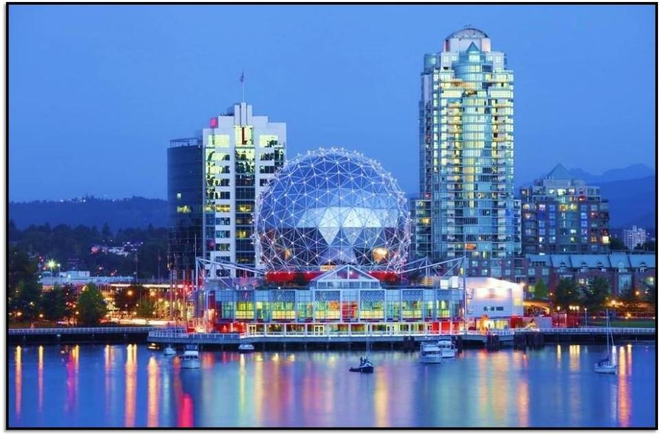 Nasıl Oraya Gidilir? Vancouver, Kanada