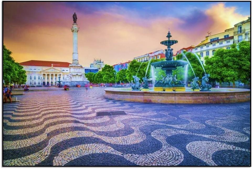 Nasıl Oraya Giderim? Lizbon, Portekiz