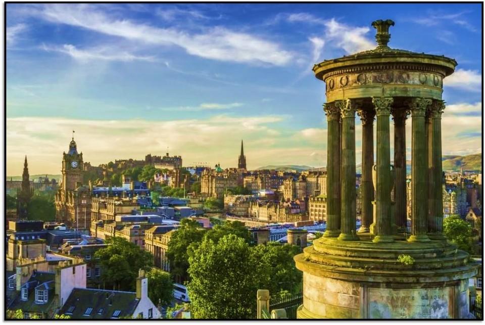 Nasıl Oraya Giderim? Edinburgh, İskoçya