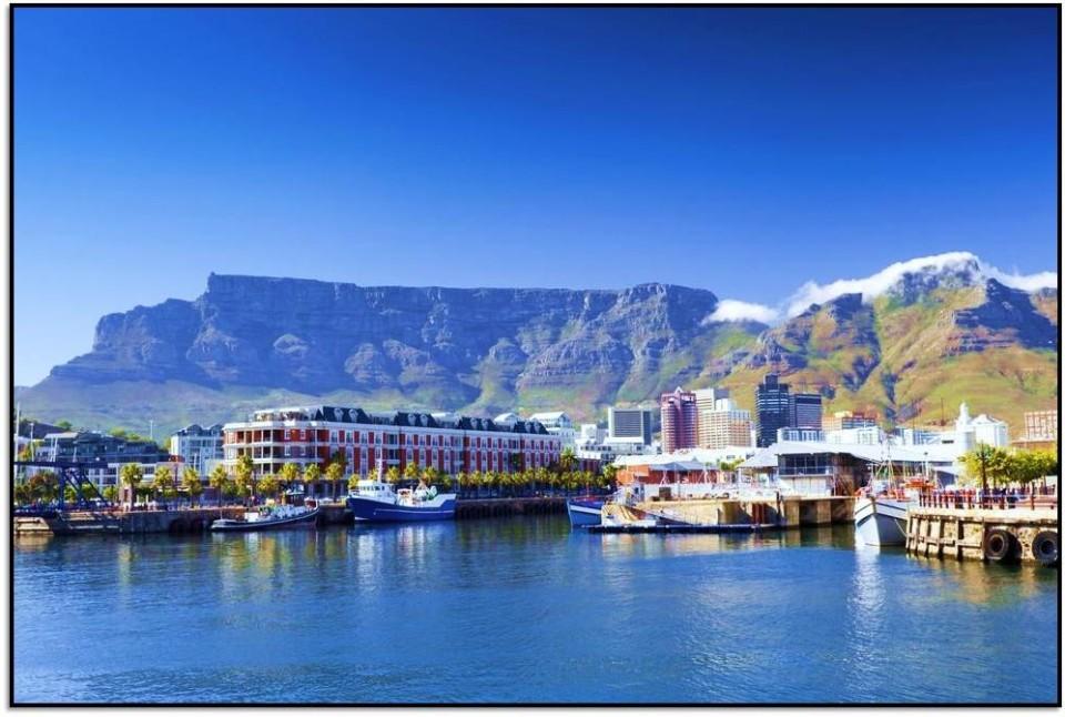 Nasıl Oraya Giderim? Cape Town, Güney Afrika