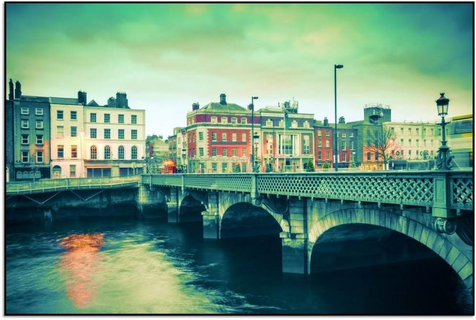 Nasıl Oraya Gidilir? Dublin, İrlanda