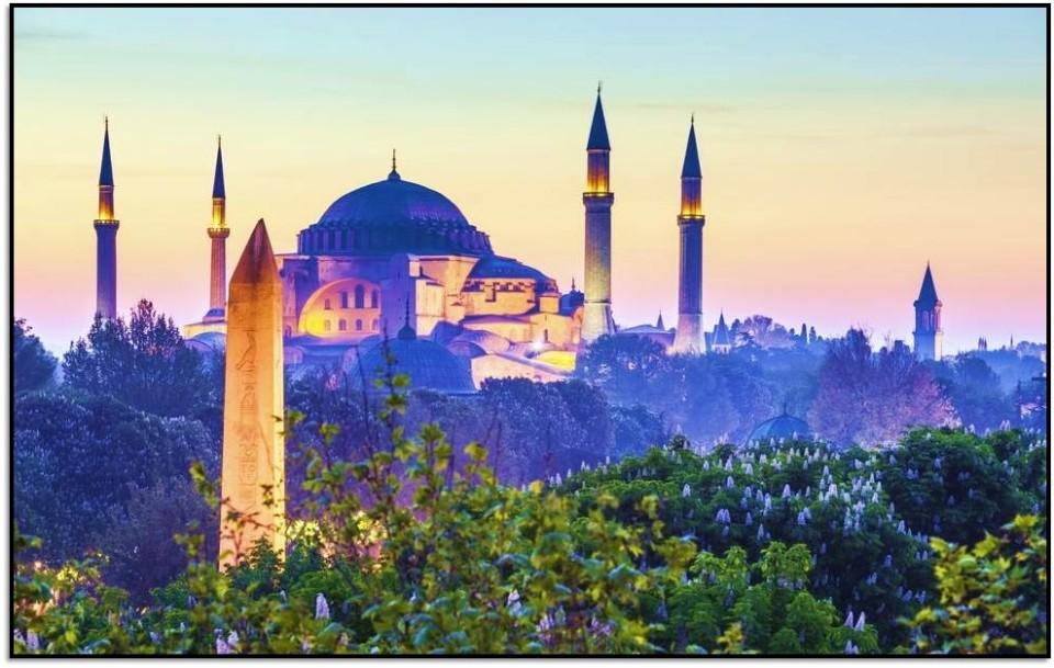 Nasıl Oraya Gidilir? İstanbul, Türkiye