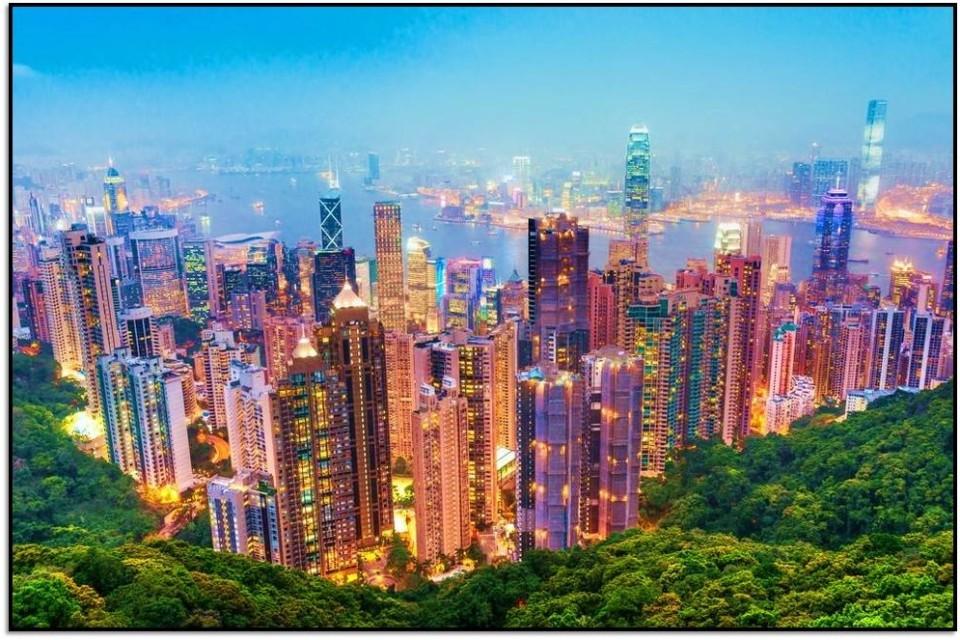 Nasıl Oraya Gidilir? Hong Kong, Hong Kong