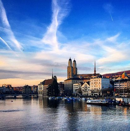 Bir Kış Masalı : İsviçre
