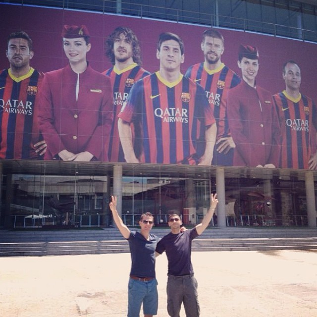 Barselona - Camp Nou