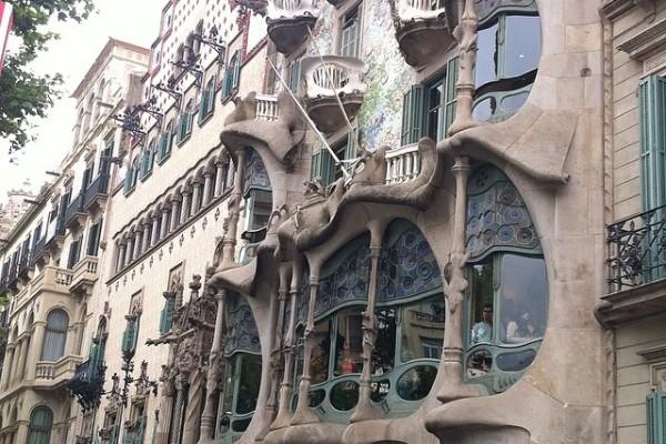 Barselona - Casa Battlo