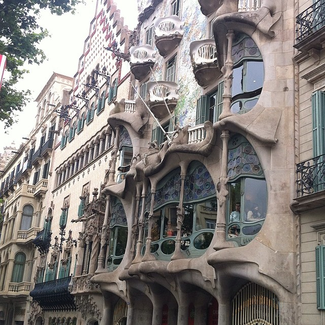 Barselona - Casa Battlo