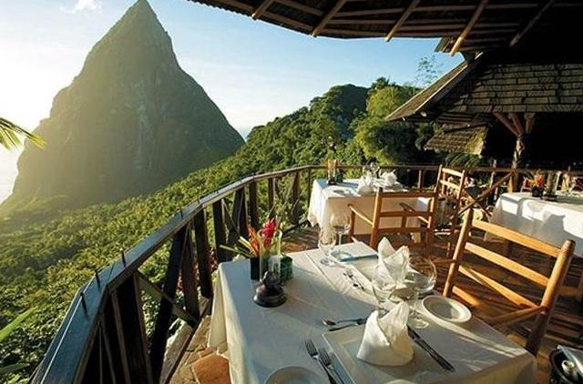 Dasheene, St. Lucia, Batı Indies