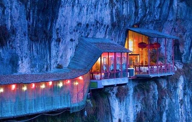 Fangweng-Restaurant-Hubei-Çin