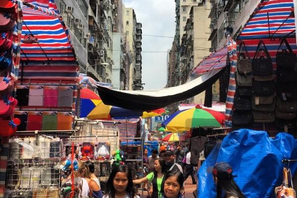 Hong Kong - Ladies Market