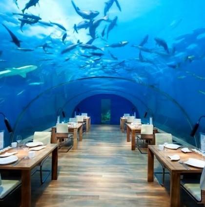 Dünyanın En Lüks Restoranları
