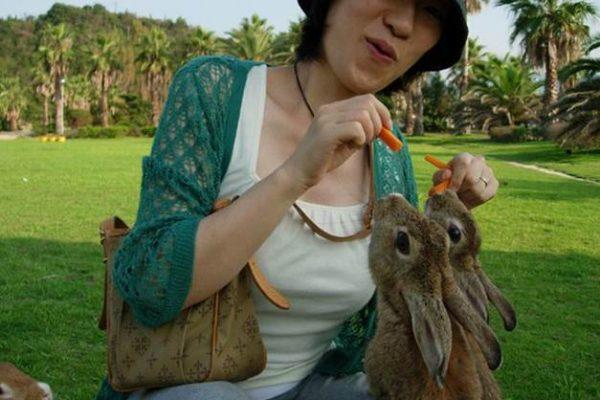 Japonya-Tavşan-Adası