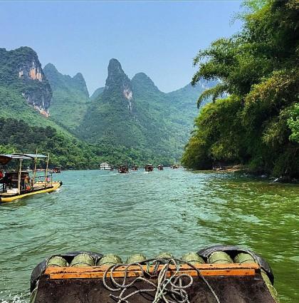 Çin Uygarlığı – Güneyindeki Muhteşem Güzellikler