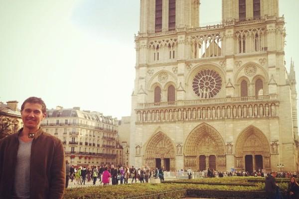 Paris - Notre Dame Katedrali