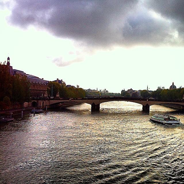 Paris - Sen Nehri